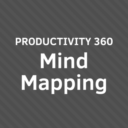 Productivity 360 Mind Mapping